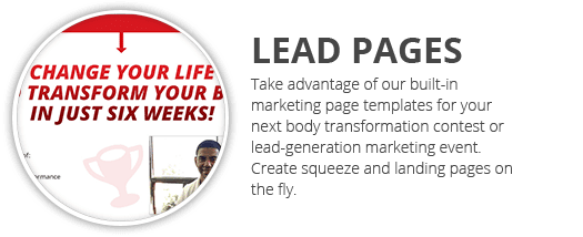 Marketing Pages