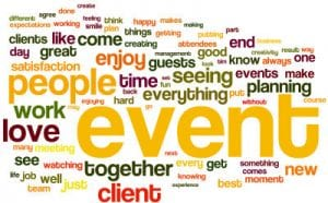 event-planning-words