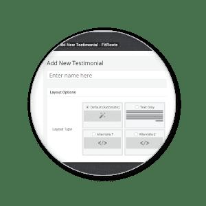 Testimonial Management Tool